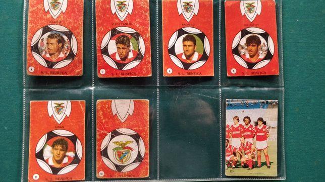 Coleção calendários futebol GRANDE GOLO 91/92