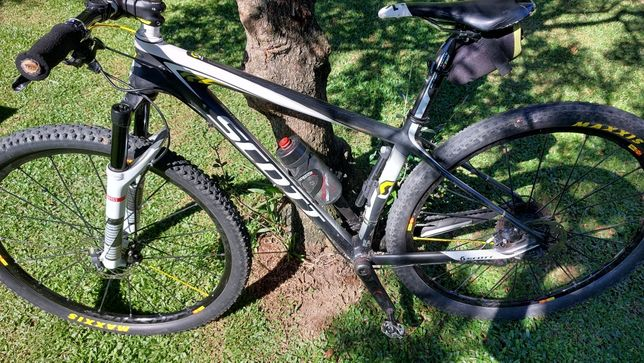 Bicicleta scott rc