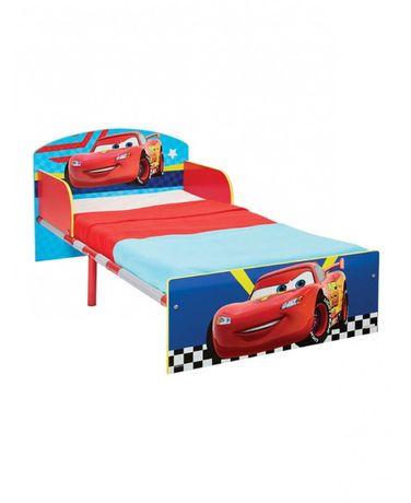 Łóżko DZIECIĘCE MCQUEEN Auta Cars 140x70cm