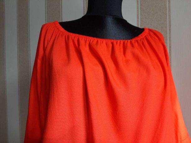 Платье летнее, макси, длинное, большой размер.