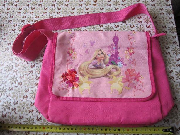 Детская сумочка с Рапунцель для девочки