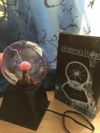 Продам плазма лампу Нова