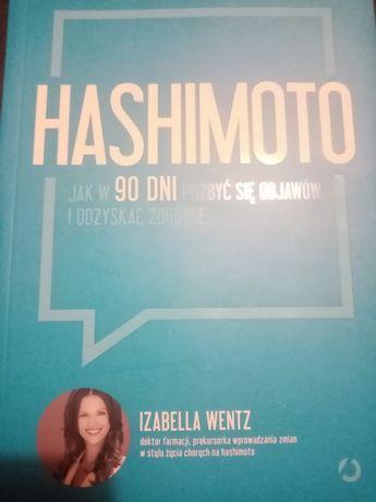 """Książka """"Hashimoto.Jak w 90 dni pozbyć się objawów i odzyskać zdrowie"""""""