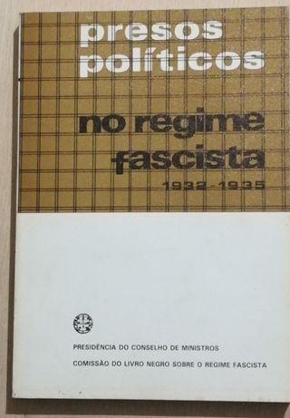 presos políticos no regime fascista 1932 a 1935