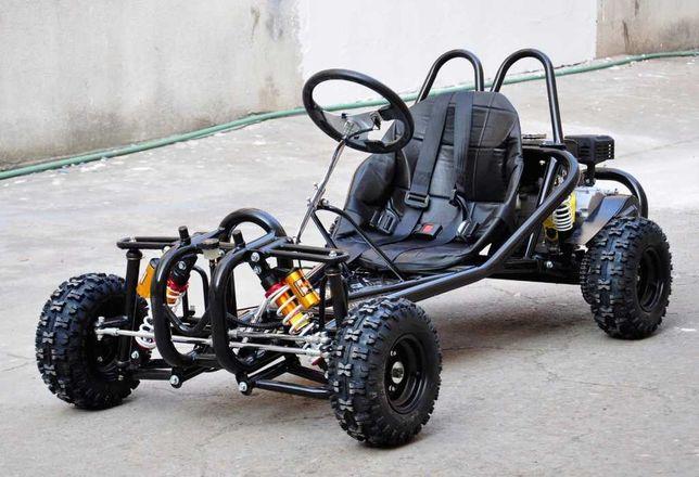 Gokart terenowy - offroad - buggy - quad - HIT ATV - spalinowy 196cm3