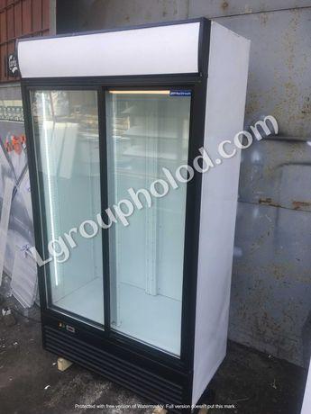 Холодильный шкаф для напитков, двухдверный. БУ  Склад большой выбор.