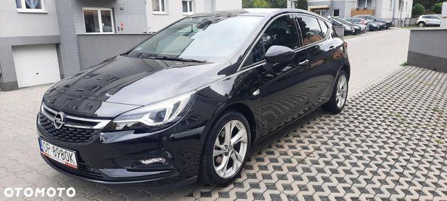 Opel Astra Piękny Opel Astra 1.4 Turbo, salon PL, niski przebieg