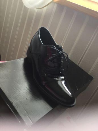 Buty do ślubu męski