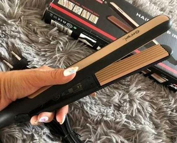 Утюжок-выпрямитель для волос Geemy Gm-2955