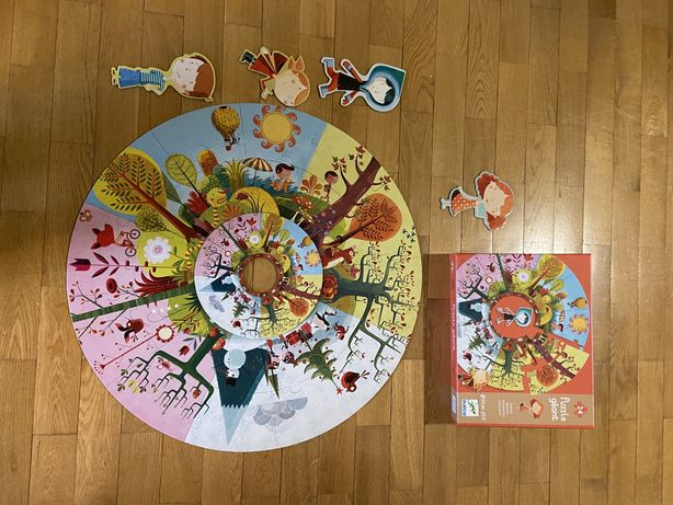 Puzzle Djeco geant 24 elementy