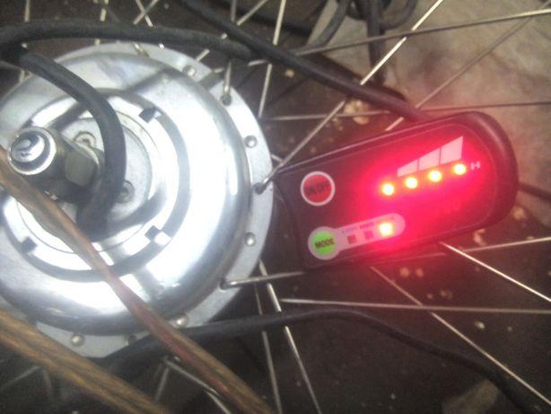 Єлектронабор,350ват електроколесо, мотор-колесо