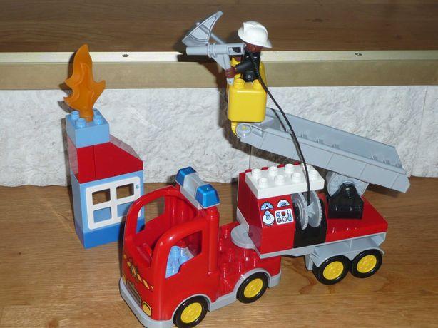Straż Pożarna Lego Duplo