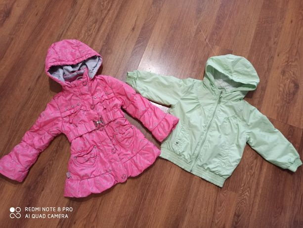 Куртки 92 размер