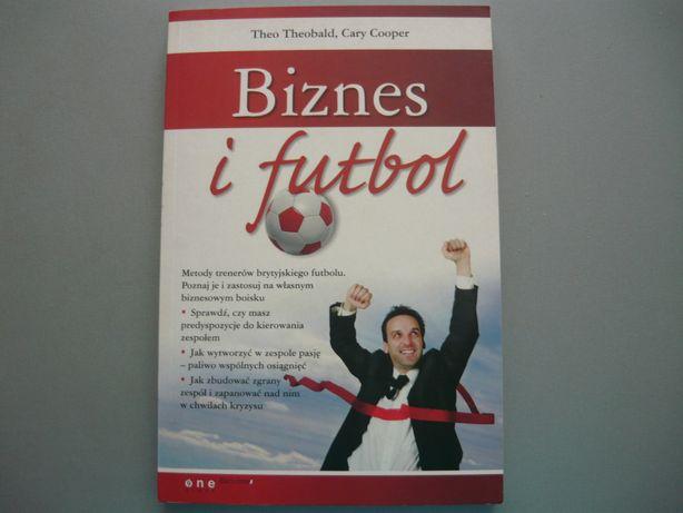 Theo Theobald, Cary Cooper - Biznes i futbol