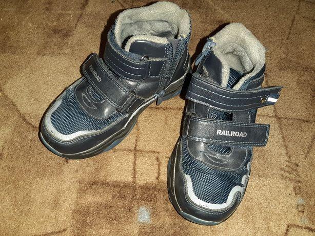 Осенне-зимние ботинки