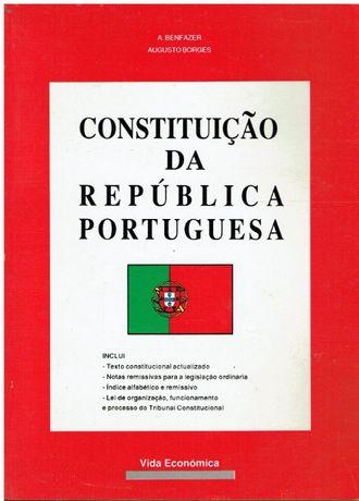 5796 Constituição da República Portuguesa por Augusto Borges