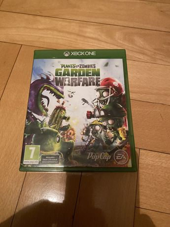 Plants vs Zombies: Garden Warfare xbox one na płycie