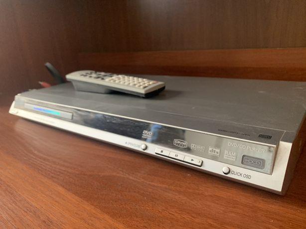 DVD-проигрыватель Panasonic DVD-S49