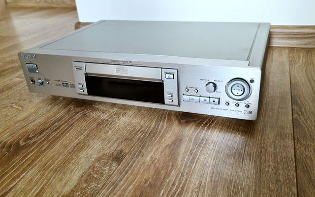 DVD SONY DVP-S725D Stan idealny