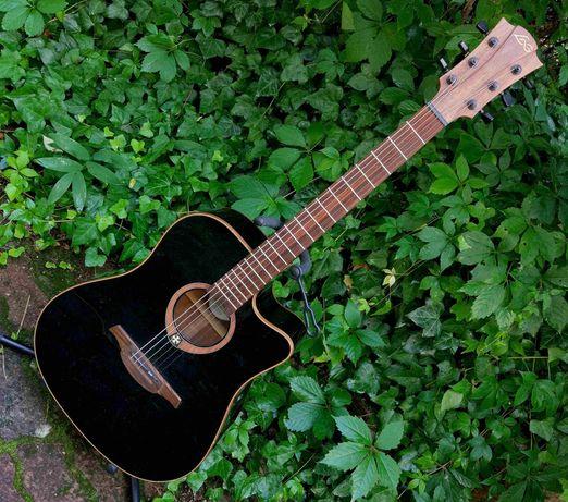 Gitara elektro akustyczna Lag Tramontane T220 DCE-G