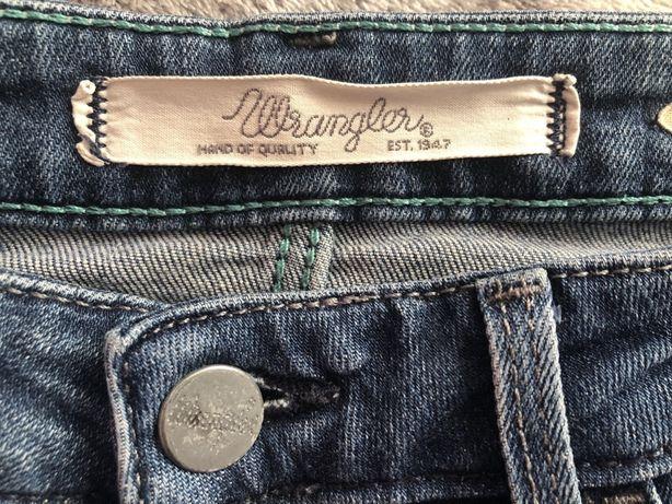 Spodnie jeansy Wrangler 29/32 r. M