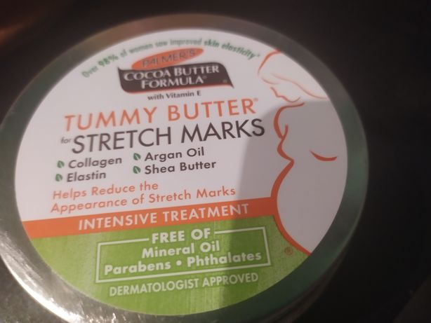 Palmer's Cocoa Butter - masło na rozstępy dla kobiet w ciąży