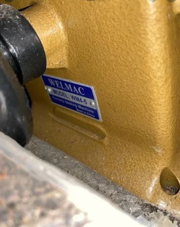 Продам промышленную скорняжная машина WM4-5 Welmak б/у