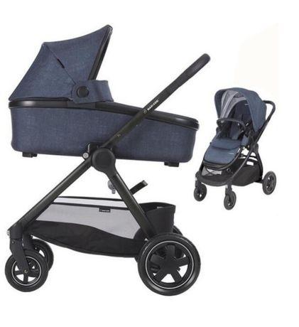 S. IDEALNY Wózek Maxi Cosi Adorra 3w1 głęboki- spacerowy - fotelik RWF