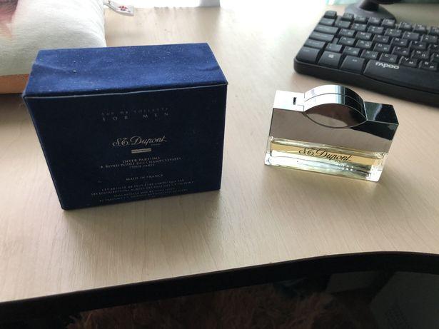 Духи мужские парфюм Eau De Toilette Dupont