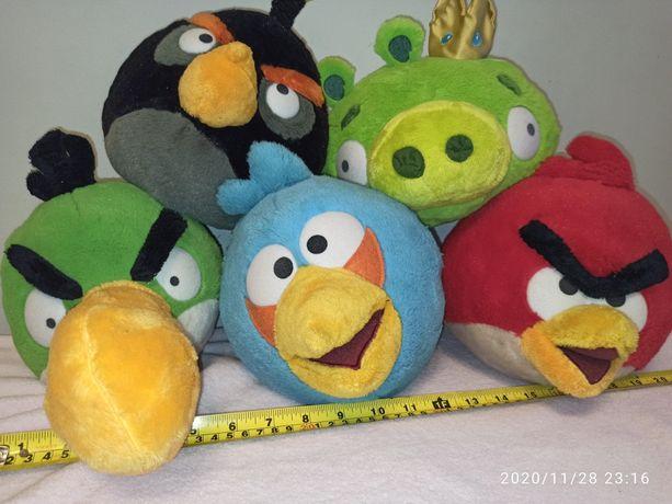 Angry Birds Duże Maskotki 5szt.