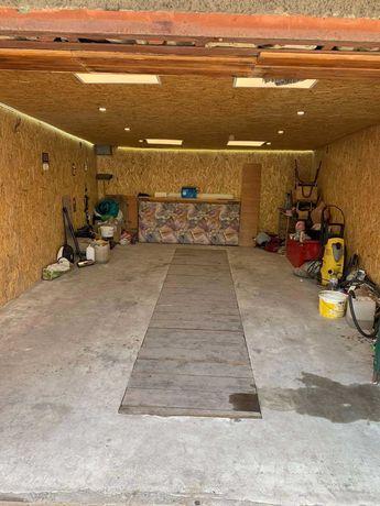 Покровск Лазурный гараж автолюбитель