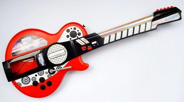 MP3Gitara Elektryczna Simba światło dźwięk dla