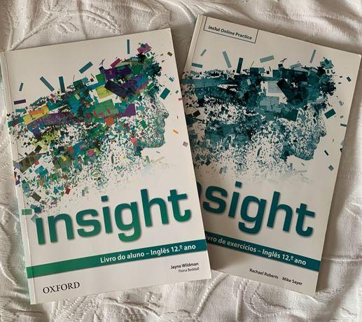 Insight 12 Oxford (Manual + Caderno de atividades)