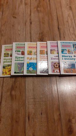 Zestaw encyklopedi dla najmłodszych
