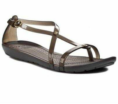 Sandałki Crocs W8