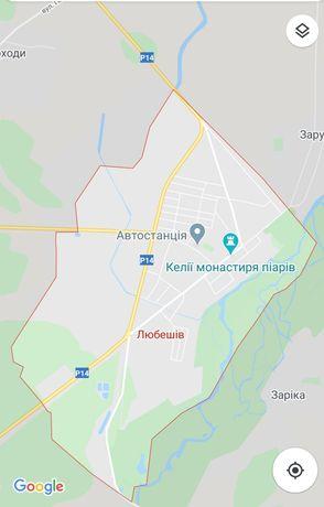 Земельна ділянка, Любешів , 15 соток