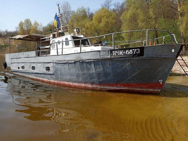 Сейнер СМБ-40 1990