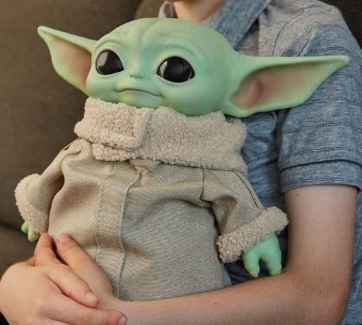 Игрушка Дитя Йода малыш Грого Мандалорец Mattel Star Wars