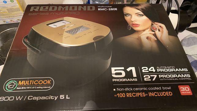Multicooker redmond rmc 280e jak nowy Okazja!