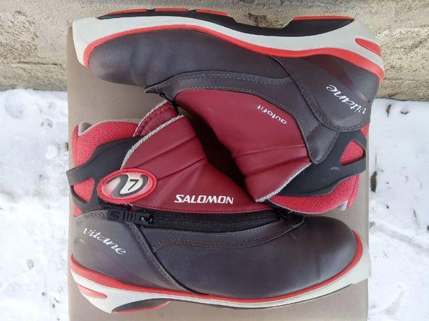 Лыжные ботинки для лыж Саломон Соломон Solomon