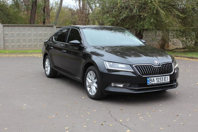 Продам Skoda Super B OFFICIAL 2017