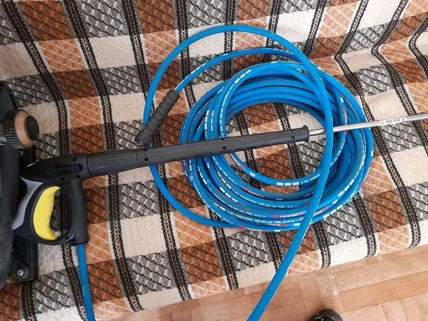 Nowy zestaw  Karcher wąż, lanca, dysza rotacyjna  Hds