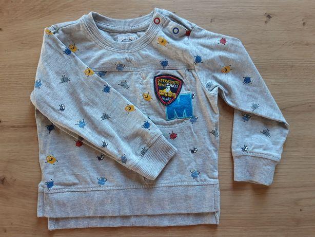 Chłopięca bluzka / bluza Cool Club r. 86