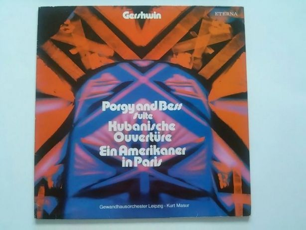 LP/ George Gershwin - Porgy and Bess