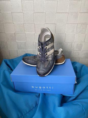 Туфли -кросовки bugatti