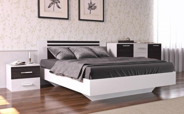 Кровать Круиз с деревянным вкладом АКЦИЯ !!!