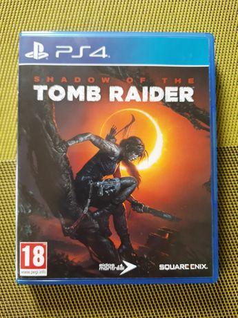 Shadow of the Tomb Raider gra na ps4