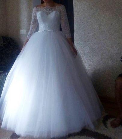Продаю свое свадебное платье!