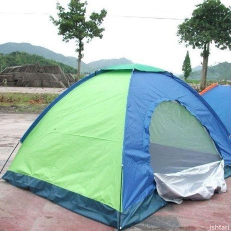 Палатка Автоматическая 2-местная, 1-слойная, размер 200х150х110 см