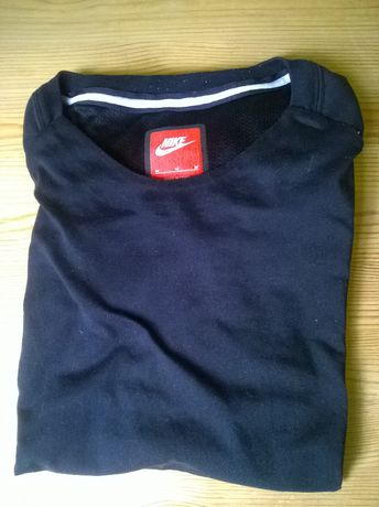 Czarna koszulka sportowa rowerowa Nike rozm. M